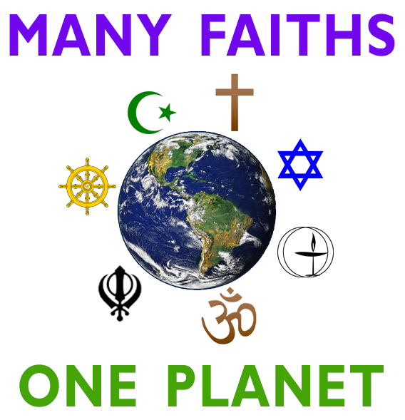 Many Faiths - One Planet